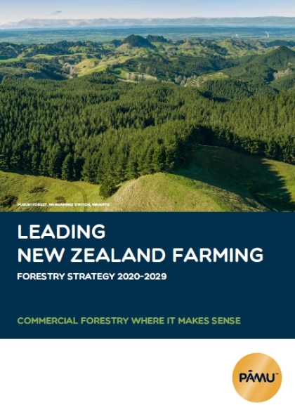 Pamu Forestry Booklet