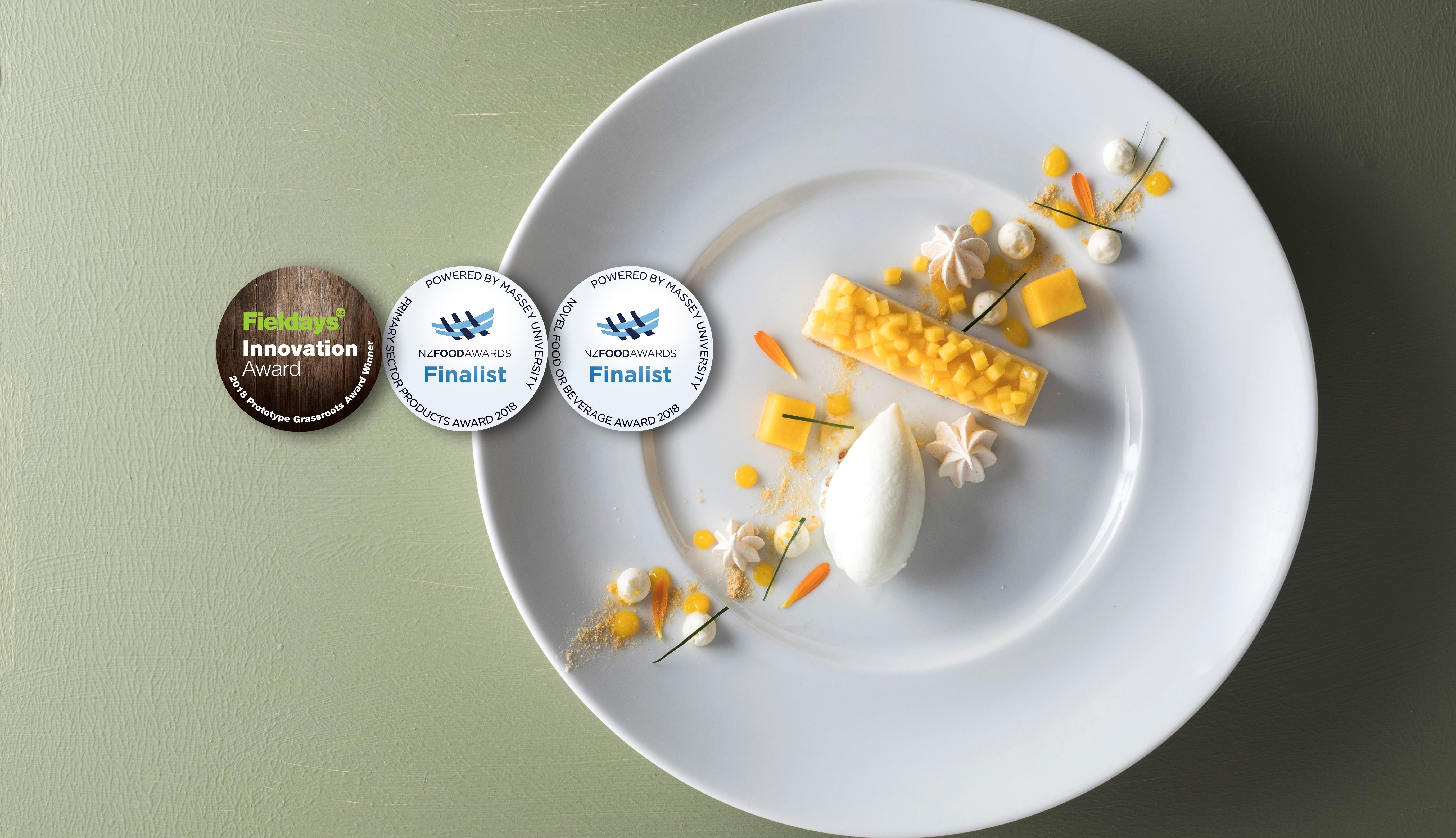 Deer milk hits the spot as finalist in NZ Foods Awards