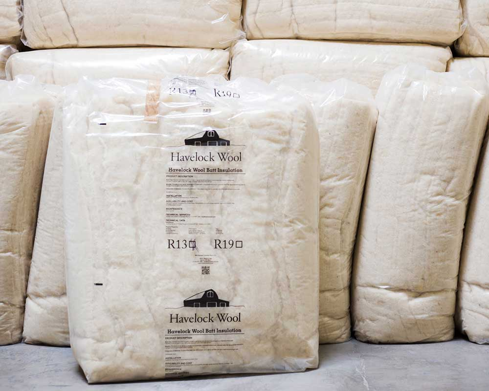 NZ wool insulating US high performance homes